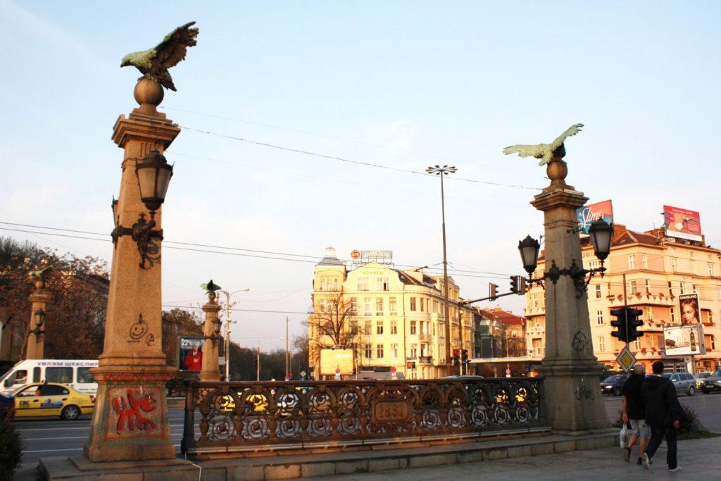 Adelaarsbrug Sofia