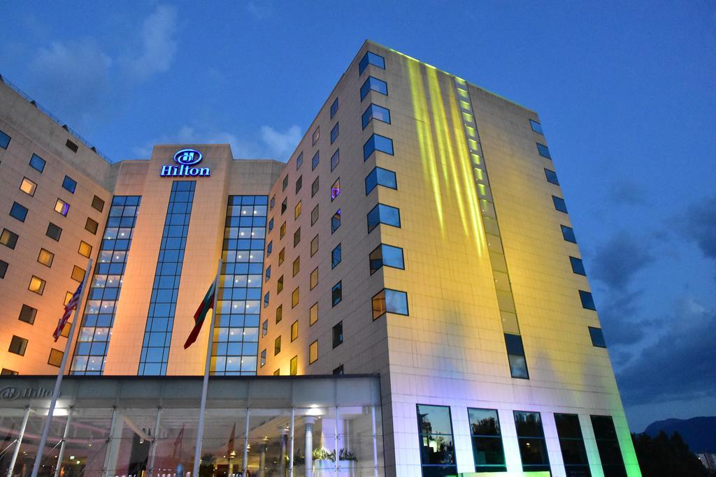 Hilton Hotel Sofia Bulgarije