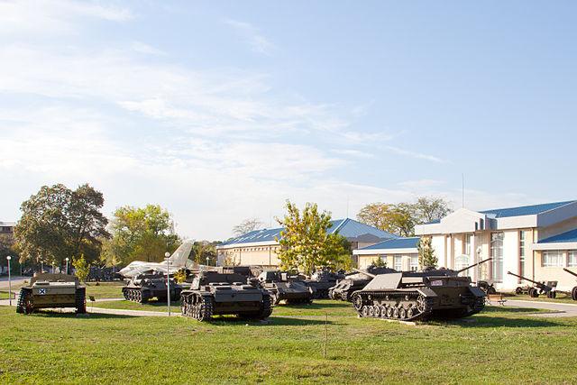 Nationaal museum militaire geschiedenis