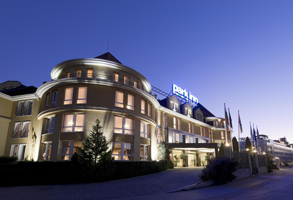 Radisson Soia hotel park inn