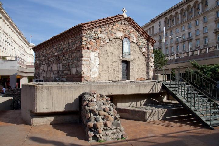 Sveta petka kerk Sofia