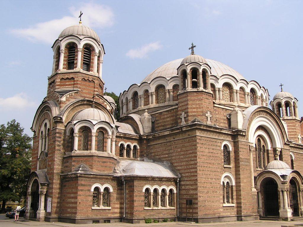 Kerk Sveti Sedmochislenits